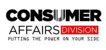 Consumer Affairs Division